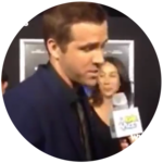 Red Carpet with Ryan Reynolds from TURBO