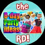 Birthday Party Ideas | Adventure Time! 1950s! Alice in Wonderland!