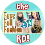 Fave Fall Fashion + DIY Accessories w/ jrzgirlz!