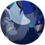 Batman and Nightwing Gadget Up to Go Against Silverback