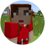 Little Red Riding Hood - Minecraft Fairy Tales