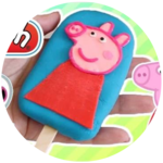 Play Doh Peppa Pig DIY Popsicle Set | Unboxing