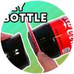 [DIY] How To Make A Gummy Coca-Cola Jelly Bottle!