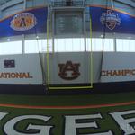Auburn Practice Facility Trick Shots