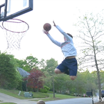 Alley Oop Trick Shots