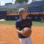 Softball Field Trick Shots
