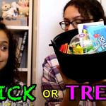 The Trick or Treat Candy Challenge