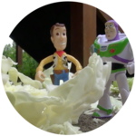 Cabbage Food Explosion! Toy Story 4 Parody | Woody - Buzz Lightyear Kids Wild Ride