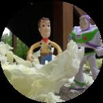 Cabbage Food Explosion! Toy Story 4 Parody | Woody - Buzz Lightyear Kids Wild Ride
