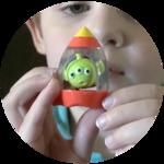 Family Fun! Opening Disney Tsum Tsum Mystery Packs: Toy Story Toys   Brick Warriors