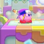 Kirby's Triple Deluxe Walkthough Part 3 Ninjas Rule!