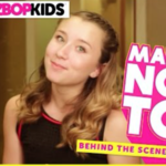 KIDZ BOP Kids – Make Some Noise Tour Behind The Scenes (Makeup Tutorial With Ashlynn)
