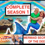 Mermaid Secrets of The Deep - THE COMPLETE SEASON 1 with BONUS FOOTAGE