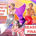 Mermaid Secrets of The Deep - COMPLETE SEASON 4 - A Full Mermaid Movie
