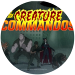 CREATURE COMMANDOS: TRAILER
