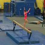 Level 8 Gymnastics Meet Sportsplex Classic