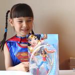 DC Superhero Girls Action Figures Surprise Box unboxing! Supergirl rescue Barbie sister Chelsea