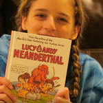 Review By Two: Sydnastical Reviews LUCY & ANDY NEANDERTHAL