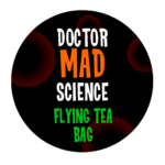 Flying Tea Bag