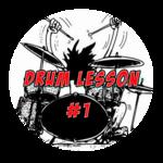 Drum Lesson #1