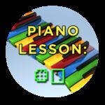Piano Lesson #8