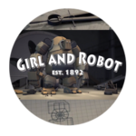 Girl and Robot