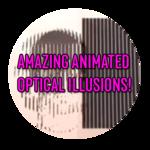 Amazing Animated Optical Illusions!