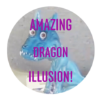 Amazing Dragon Illusion!
