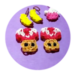 How to Make a Mario Power Up Mushroom on the Rainbow Loom