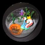 un acuario (pecera) para tus munecas