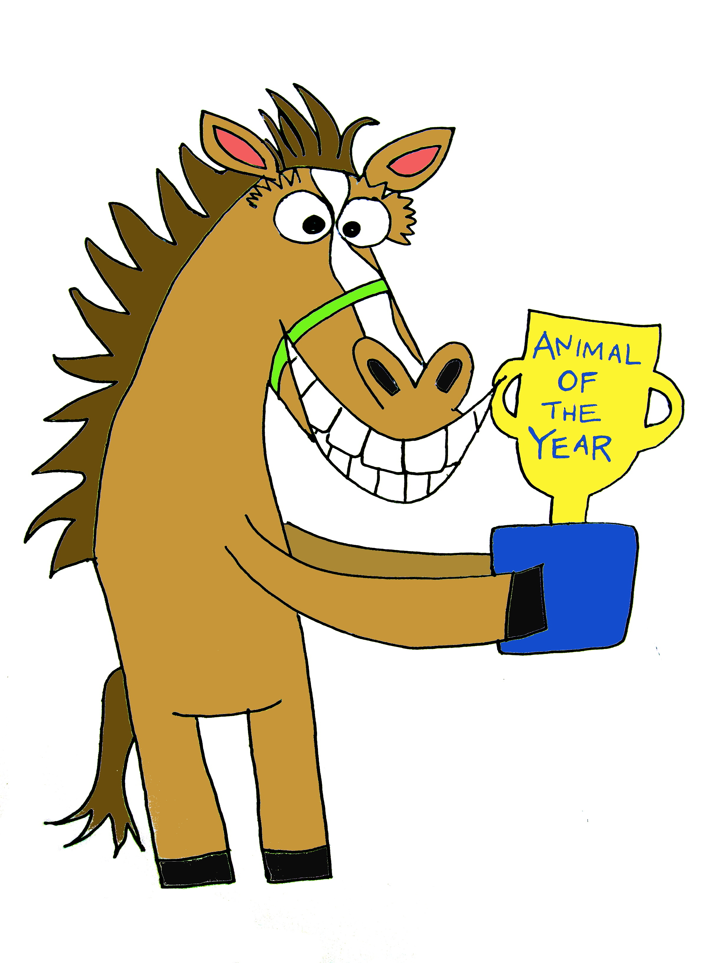 YEAR OF THE FUNNY HORSE FACTS