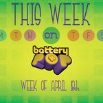 We walk 100 miles, this week on batterPOP! (April 18, 2016)