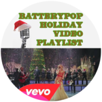 batteryPOP Holiday Video Playlist