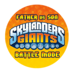 Skylander Giants Father vs Son Battle Mode