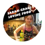Sarah Grace Loving Food