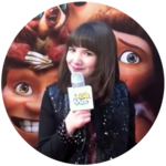 KidzVuz at the Croods Premiere