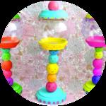 DIY Kawaii Candy Jar