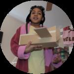 Angie's Log 8 - The Cardboard Box
