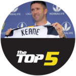 Top 5 Robbie Keane Moments