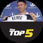 Top 5 Robbie Keane Moments