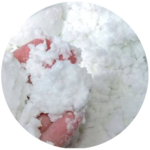 DIY Sparkly Fake Snow