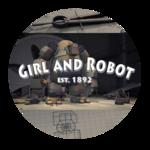 Short: Girl and Robot