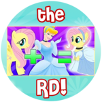 Disney Princess - My Little Pony Character MASH UP!