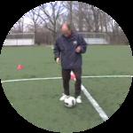 Soccer Skills: Inside Foot Control