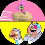 Burger vs Burrito