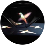 Turn Your Smartphone into a 3D Projector