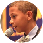Jaylen Arnold - 2014 World of Children Youth Award