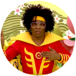 Mos Def - Super Mr. Superhero - Yo Gabba Gabba