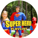 Welcome To The Superhero Playlist!