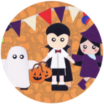 Los Monstruos: Halloween Song in Spanish by Music With Sara